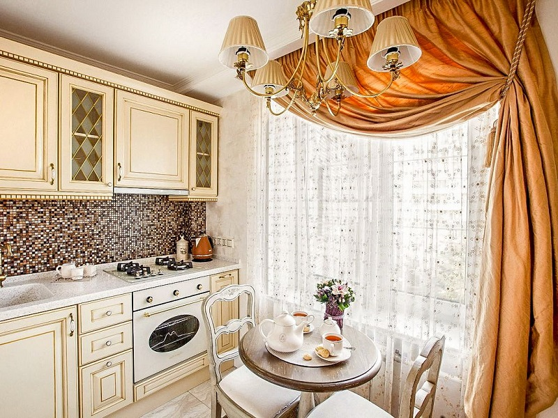Всего ОДНА деталь, и твоя кухня приобретет роскошный вид! Завершающий штрих.
