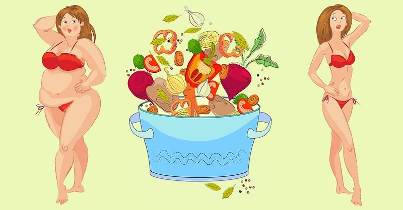 9 продуктов, которые разъедают жир! Минус 4 кг в мес., но без намека на голод!