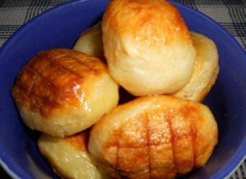 Примороженный картофель